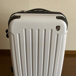 GRIFFINLAND スーツケース ホワイト