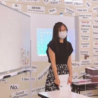 月額1,000円でネイティブ講師が教える中国語教室 生徒募集