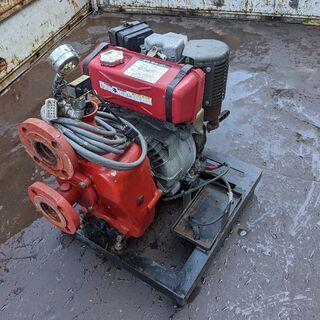 ラビット小型ディーゼルエンジン消防ポンプディーゼルバイクのエンジン