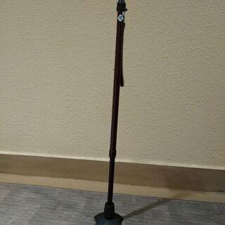 介護用 杖 伸縮調整可能 フジホーム かるがも