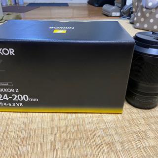 Nikkor レンズ Z mount 24-200mm f/4-...