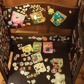 無料❗️子供用テーブル付き椅子
