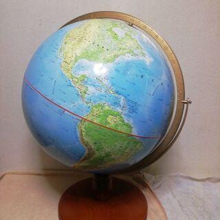 最終値下げ、大きな地球儀(直径(円径)約110cm)