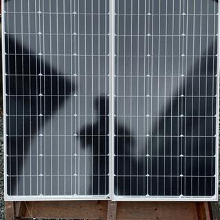 ソーラーパネル 100W 太陽光発電