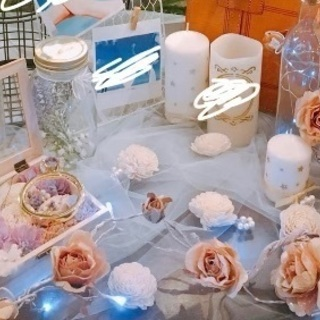 花飾り ウエディング 装飾品 インテリア
