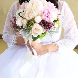 ブーケ 造花 花束