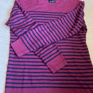 キクチタケオ The SHOP TK  薄手セーターTシャツ サイズM