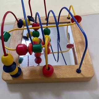ルーピング  木のおもちゃ(0.1.2歳)