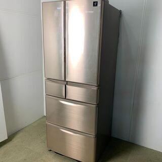 (211007) シャープ/SHARP ノンフロン冷凍冷蔵庫 S...