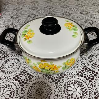 ホーロー鍋②