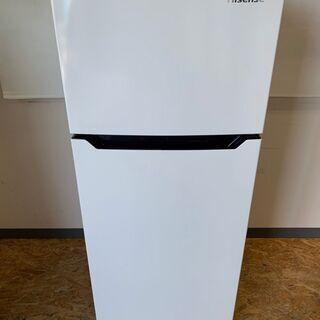 【Hisense】ハイセンス 2ドア 冷凍 冷蔵庫 容量120L...