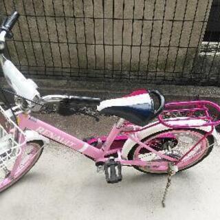 【ネット決済】子供自転車 中古 RENAULT