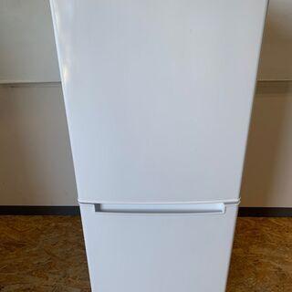 【NITORI】ニトリ 2ドア 冷凍 冷蔵庫 容量106L 冷凍...