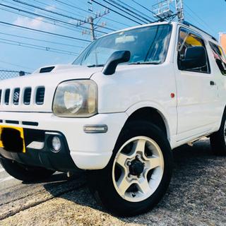 【ネット決済】車検付 スズキ ジムニー JB23W XC 4WD...