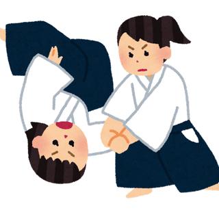 甘楽富岡で合気道始めませんか、子供クラス18時30分〜19時30...
