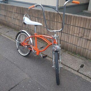 【ネット決済】ローライダー自転車