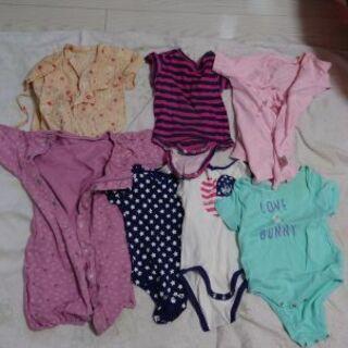 新生児から3ヶ月までベビー服
