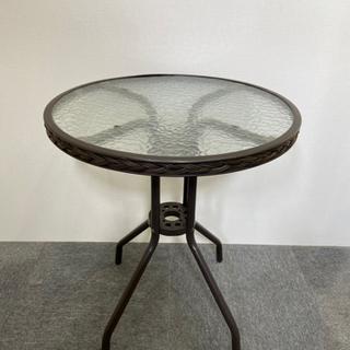激安❗️ガーデニングテーブル ガラステーブル