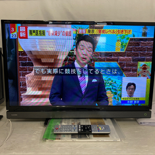 "📺📺TOSHIBA液晶テレビ 2018年製 32型 🌈🌞"""