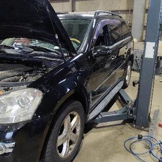 【ネット決済】ベンツGL550 車検は今年の12月まで