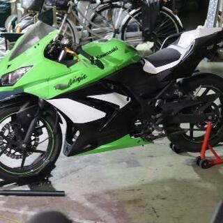 【ネット決済】【Kawasaki】Ninja250rSE 社外カ...