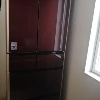 【ネット決済・配送可】HITATI 6ドア 冷蔵庫 2017年製...