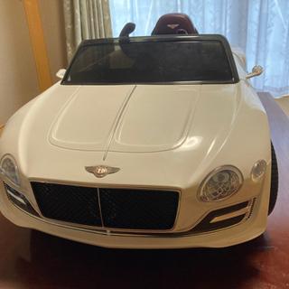 ベントレーEXP12 電動車 おもちゃ