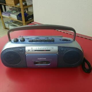 オーム  ステレオラジオカセットレコーダー  RCS-S658K...