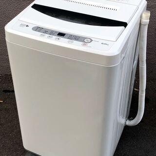 ⑱【6ヶ月保証付・税込み】ヤマダ電機 6kg 全自動洗濯機…
