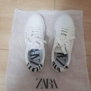 【ネット決済】ZARA レディース スニーカー