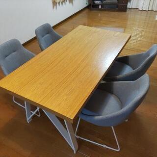 リビングテーブル(4人用)