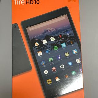 Amazon fire HD 10 第7世代 32G
