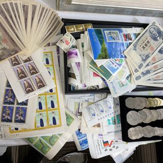 切手や古銭探してます!!【切手や古銭大募集!!】