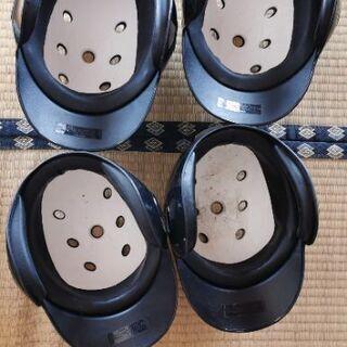 ヘルメット4個(野球用・ソフトボール用)