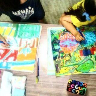 5歳からの子ども美術教室
