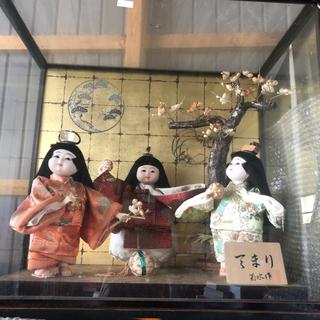 人形ケース入り 日本人形4ケース