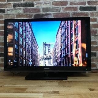 ①即日受渡❣️32型TV薄型大画面でご覧になれます❗️85…