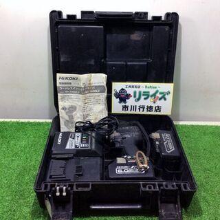 HIKOKI WH18DDL2 コードレスインパクトドライバー【...