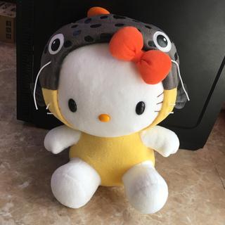 キティちゃん キティ キティー ぬいぐるみ テトラ レッドテール...