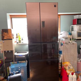 SHARP 冷蔵庫 タッチ