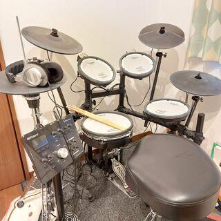 【お子様連れOK♪女性限定】「趣味はドラムです」と言えるよ…