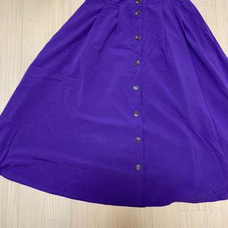 RETRO GIRLスカート