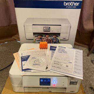 印刷少 brother ブラザー プリンター DCP-J567N...