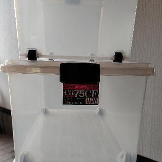 押入れ収納ケース ボックス型