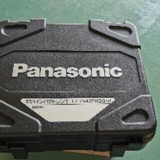 【ネット決済】panasonic パナソニック 充電インパクトレ...