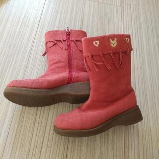 【ネット決済】ブーツ 21センチ
