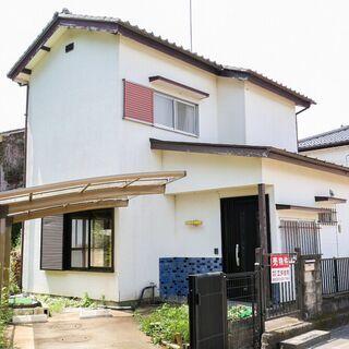 ■小山市南飯田■中古戸建■周辺に緑多し、スーパーまで車五分■庭に...