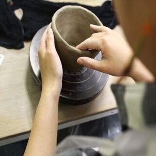 社会人の陶芸