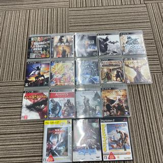 ゲームソフト探してます!!【ゲームソフト大募集!!】