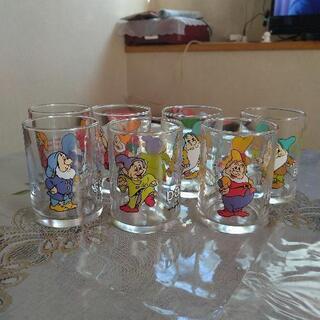 ガラスコップ 7個